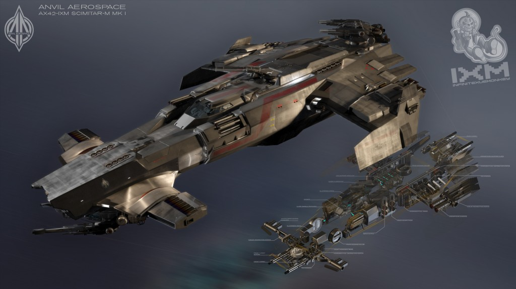 The Next Great Starship – Ship Design